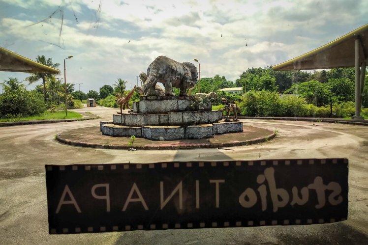 Nollywood Film Studios Nigeria entrance