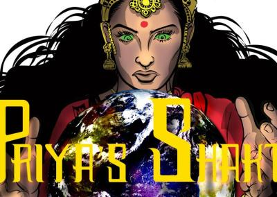 Priya Shakti Super Hero