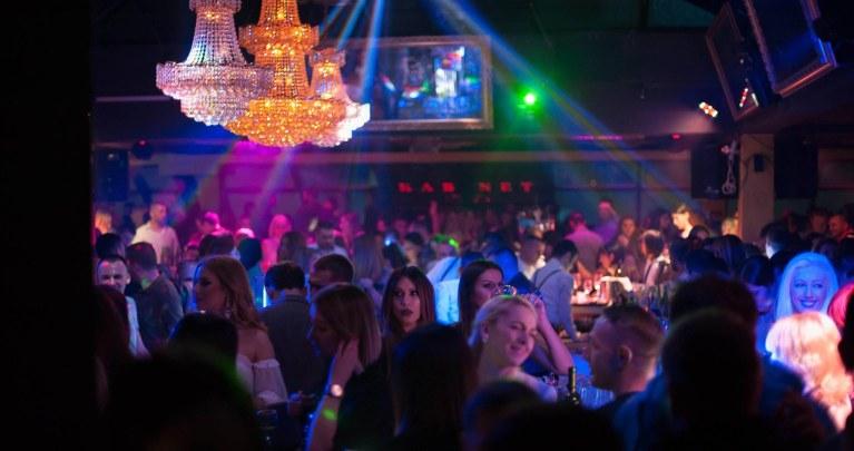Noćni klub Kabinet
