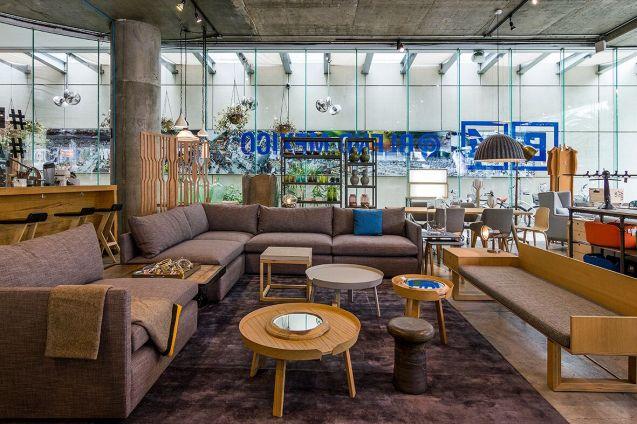Blend Design, Concept Store
