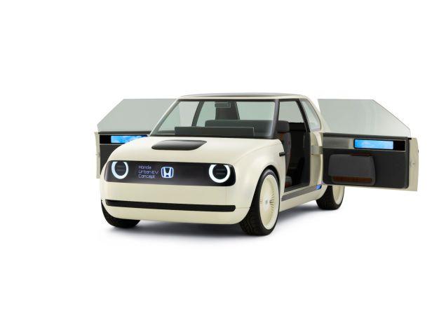 Urban EV concept