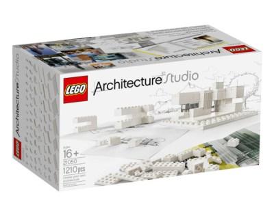 Voglio il LEGO Architecture Studio per la Befana!