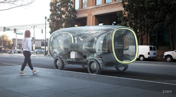 """IDEO – """"THE AGE AUTOMOBILITY"""""""