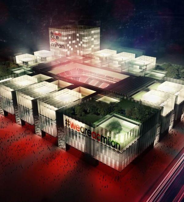 AREA PORTELLO – ARUP ED IL NUOVO STADIO DEL MILAN