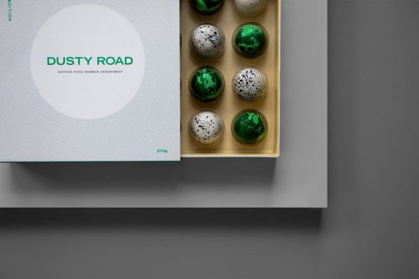 DUSTY ROAD BRANDING