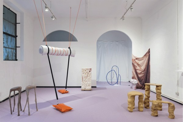 MOVIMENTO, Camp Design Gallery (ITA)