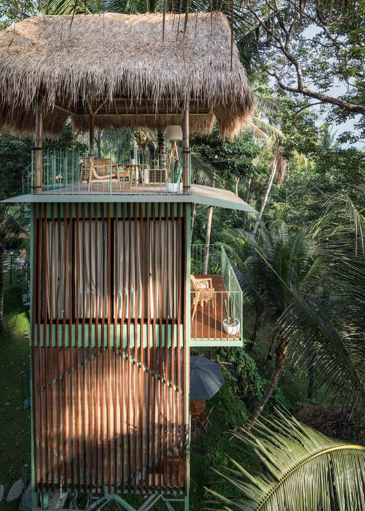 A Treehouse Hotel Alexis Dornier Bali Wevux