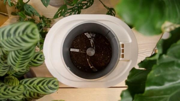 LOMI, la soluzione per creare il compost a casa