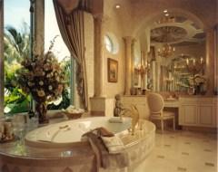 masterbath bagno bathroom classic classy bathub vasca da bagno parete decorativa decorative panel wevux scuola di interni franciNf artsdesign