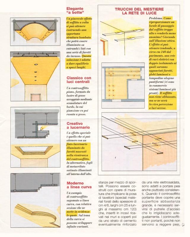 scuola di interni franciNF artsdesign controsoffitti e trucchi del mestiere soffitti decorativi soffitti funzionali 2