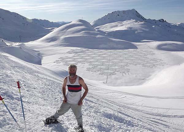 sb1 Sabbia vs Neve / Andres Amador e Simon Beck