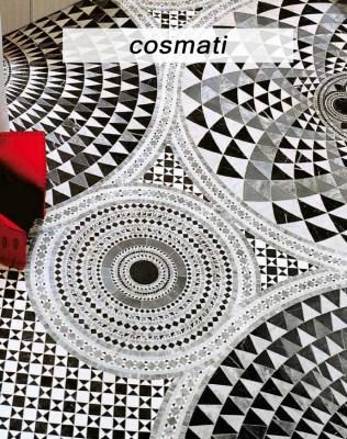 franci nf arts design wevux scuola di interni mosaic mosaico tecniche  cosmati cosmatesco