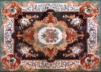 sicis franci nf arts design wevux grandi nomi per interni mosaic mosaico art factory  marble-mosaic-carpet-floor-decor-mosaic-tile-carpet-by-sicis