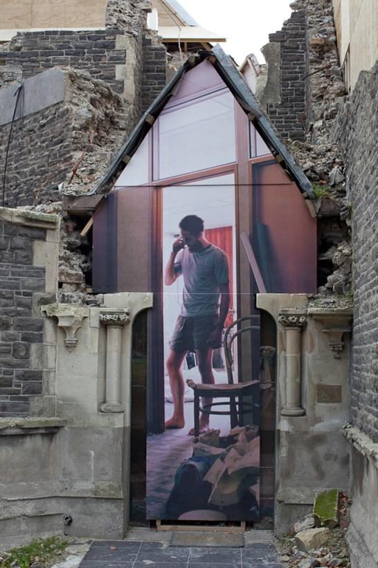 mike hewson_public installation 3