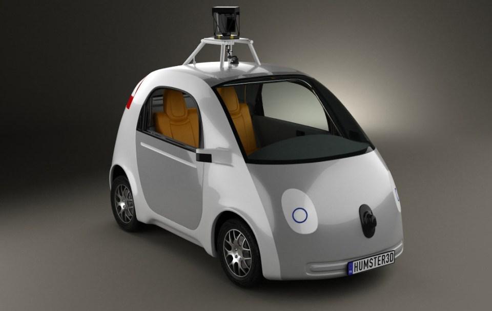 La Google Car! (8)