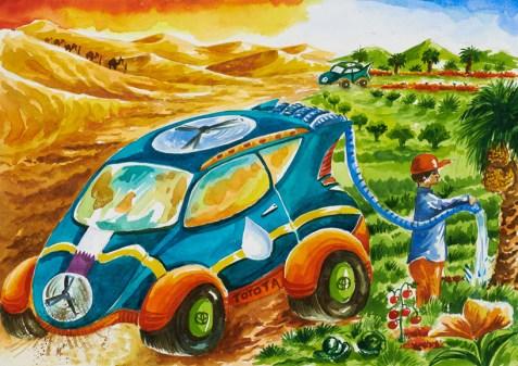Toyota dream car art contest (7)