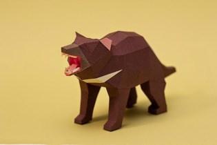 Papercraft-Animal-Figurines-5