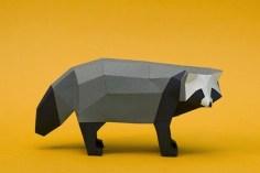 Papercraft-Animal-Figurines-9