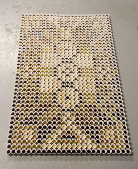 coffee carpet