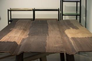 Laminated Table - Studio Jeroen Wand