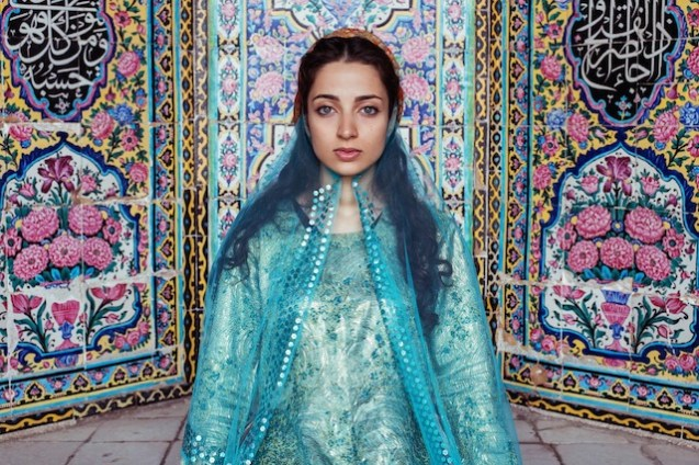 Melina-in-Shiraz-Iran-1