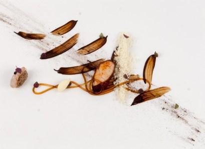 Marruecos-Japon. Molleja de ternera moruna2