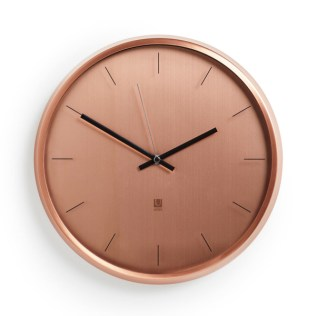 UMBRA-7-META_WALL_CLOCK_COPPER_01-600x600