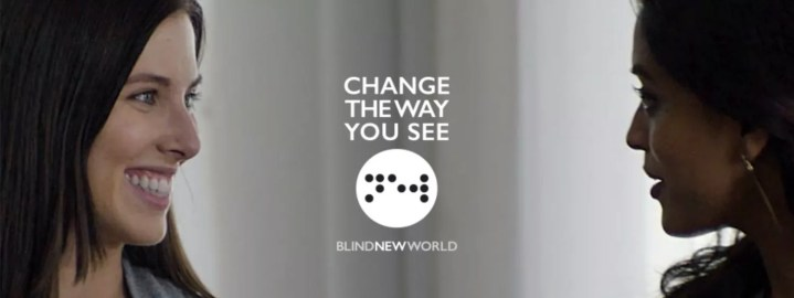Blind New World News