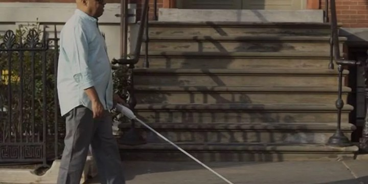 New 'Smart Cane' Detects Objects, Connects to Phones