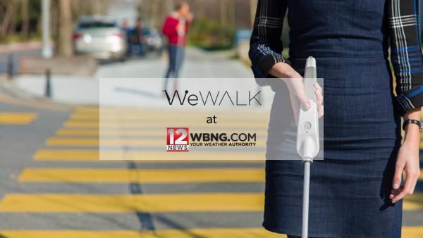 WeWALK & 12 News