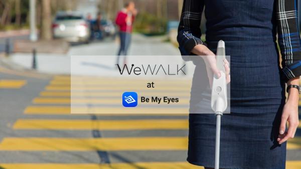 Be My Eyes News