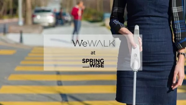 Smart cane uses sensors to guide the visually impaired