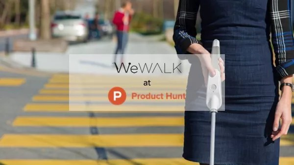 WeWALK at Product Hunt