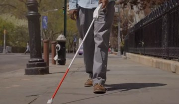The Daily Dot – WeWalk smart cane gives blind users access to Google Maps