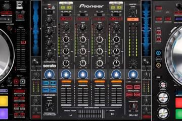 Pioneer DJ Controller DDJ-SX2