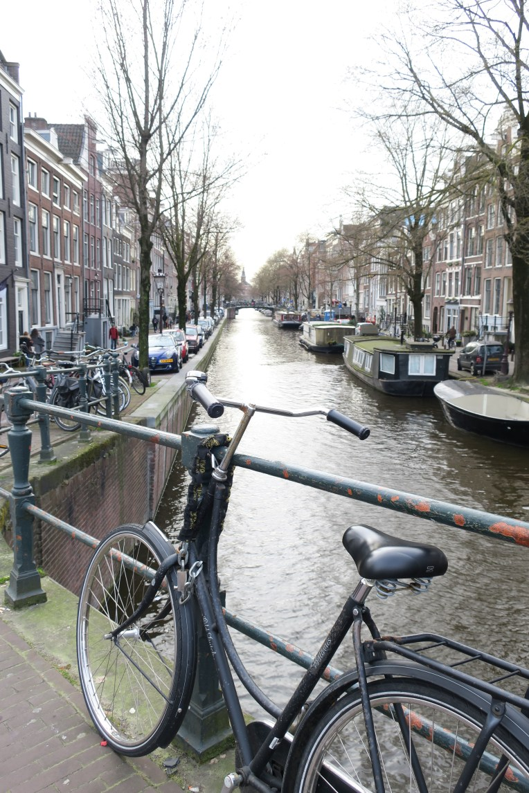 A Bike and some Barges