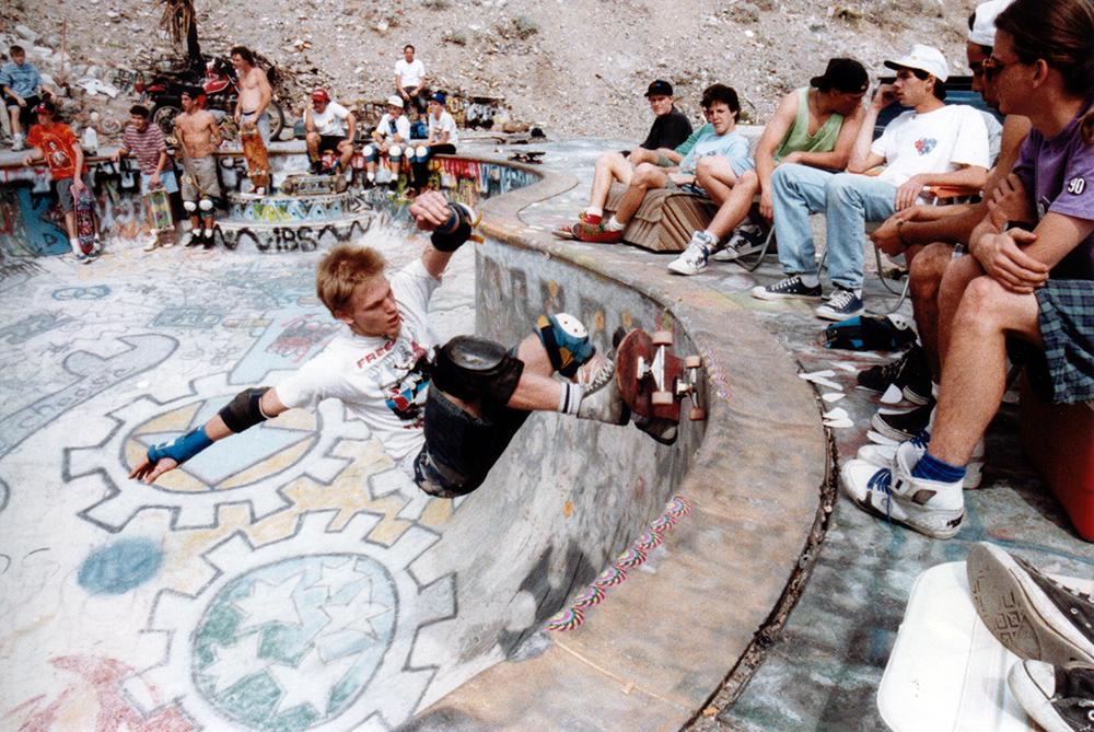 Nude Bowl, Spring 1990