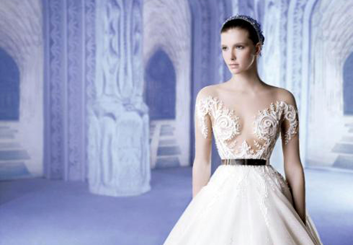 Designer Wedding Dress: Michael Cinco Bridal Collection