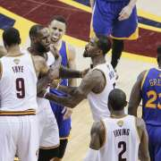 NBA Finals Cavaliers v Warriors
