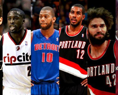 NBA Free Agent Active Season