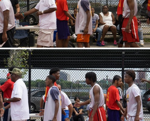AAU Boys August Basketball Competition