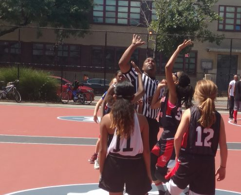 NYC Extreme Hoops South Wins