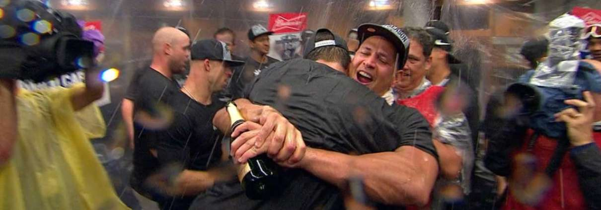 New York Yankees Clinch A Playoff Spot