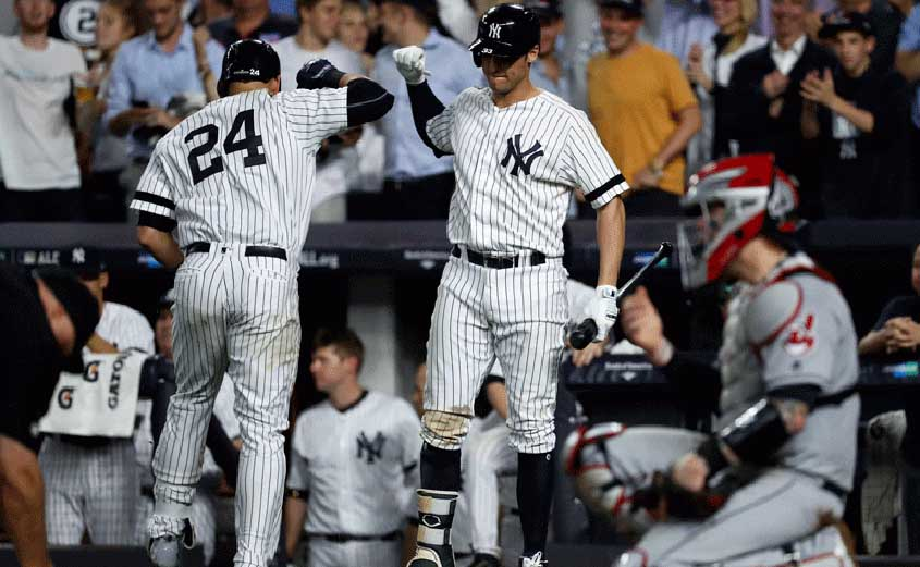 New York Yankees Exciting ALDS Victory