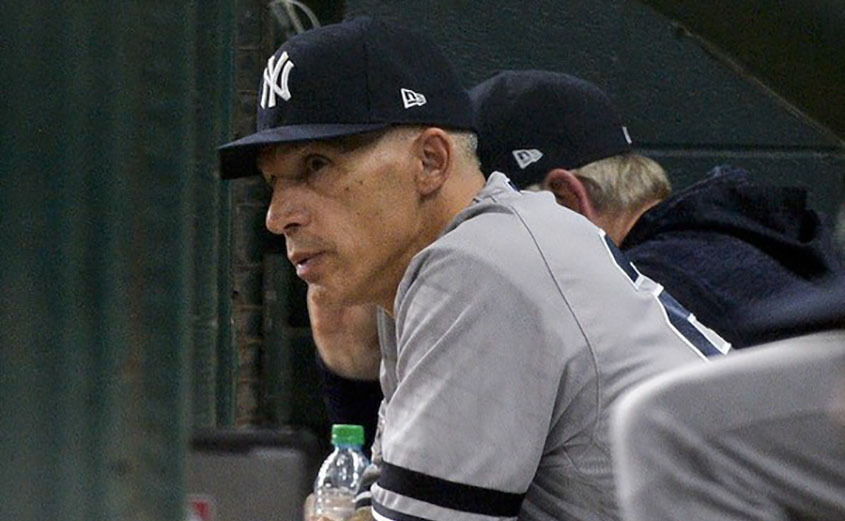 New York Yankees Terminate Joe Giradi
