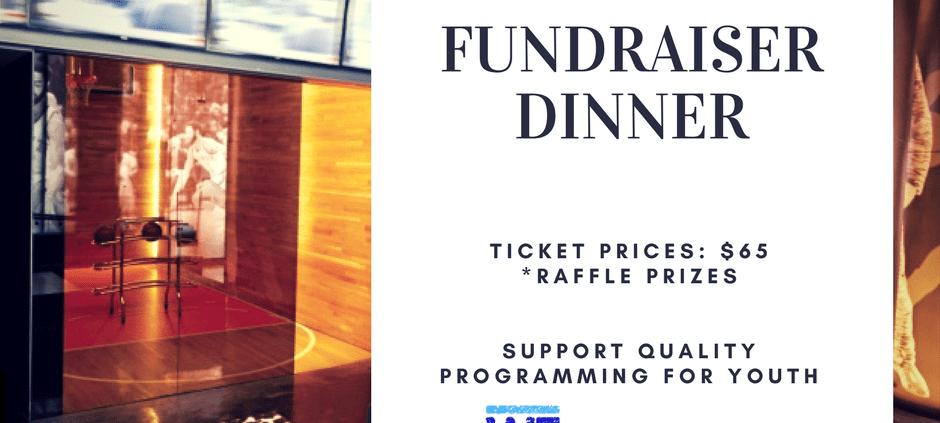 Fall Fundraiser Dinner Reminder