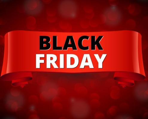 Black Friday AmazonSmile Shopping