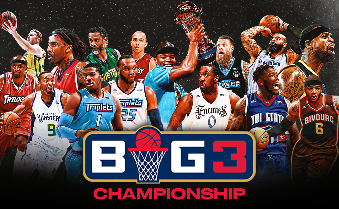 BIG3 Championship Game September 2019