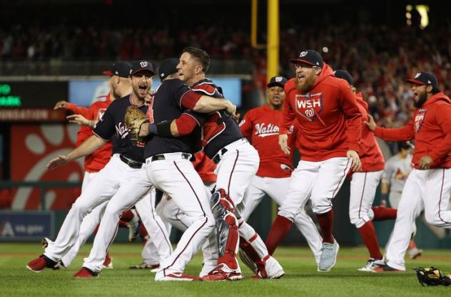 Nationals Win World Series 2019