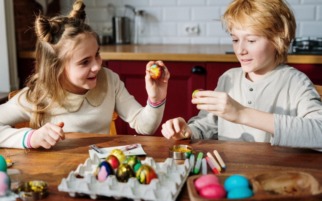 Creative Easter Home Celebration